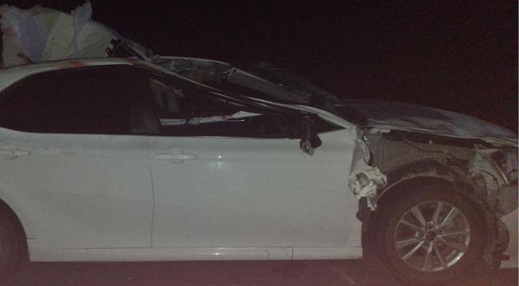 В Адигеї водій іномарки потрапив в смерт…