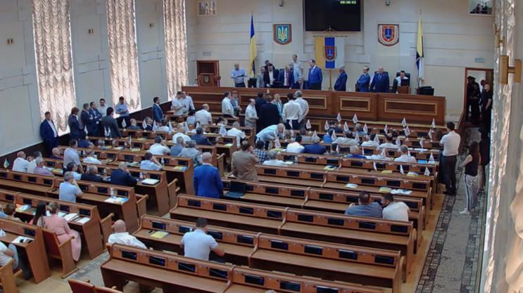 Свічинський звинуватив депутатів Одесько…