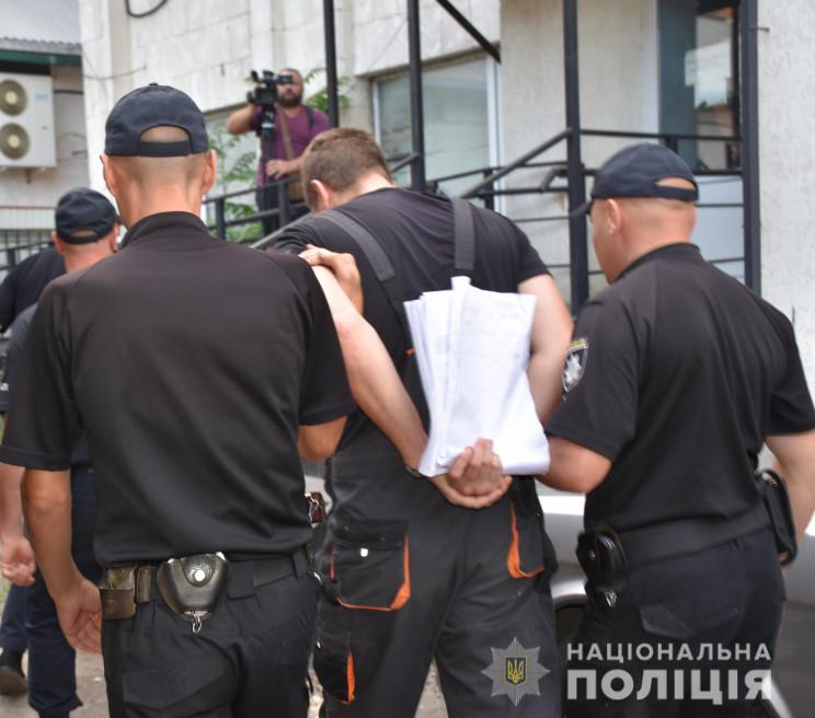 В Кропивницком следствие обнародовало ка…