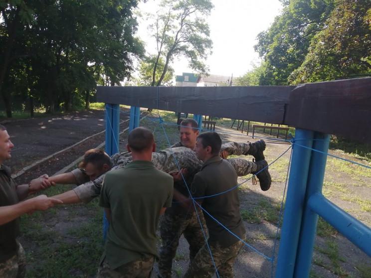 Тренінг з командування провели армійці к…