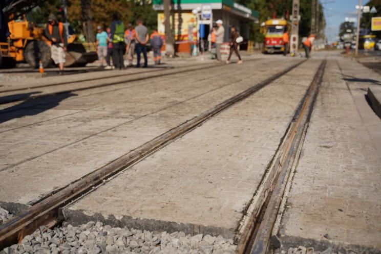 Відзавтра трамваї по Хмельницькому шосе…