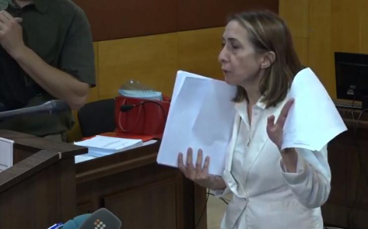 Адвокат надала доказ, що ухвала у справі…