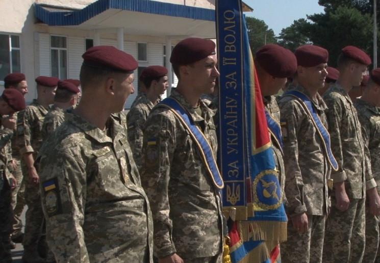 Десантники 25-ї бригади повернулися з фр…
