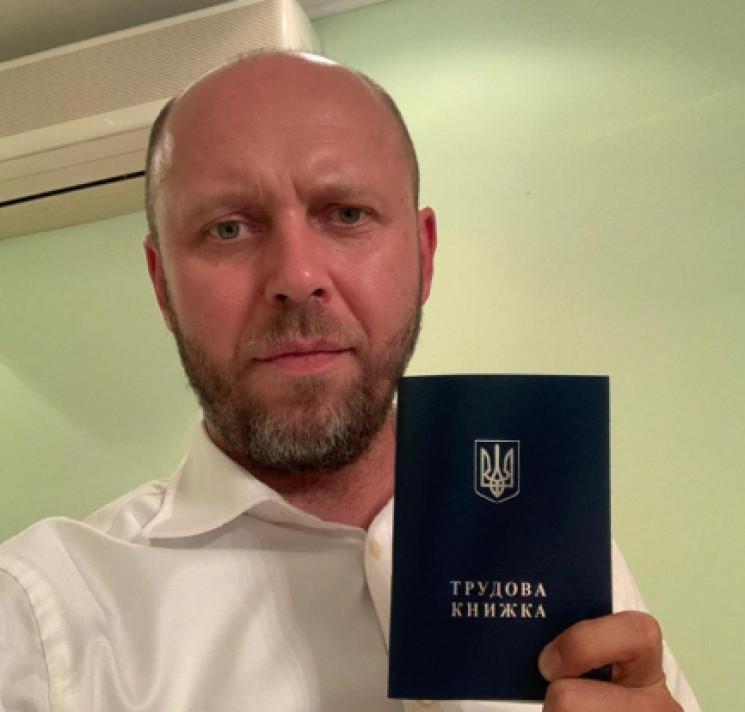 Заместитель Князева подал в отставку…
