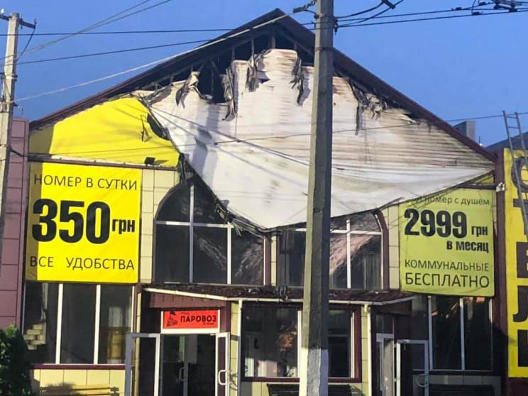 Кількість жертв внаслідок пожежі в готел…