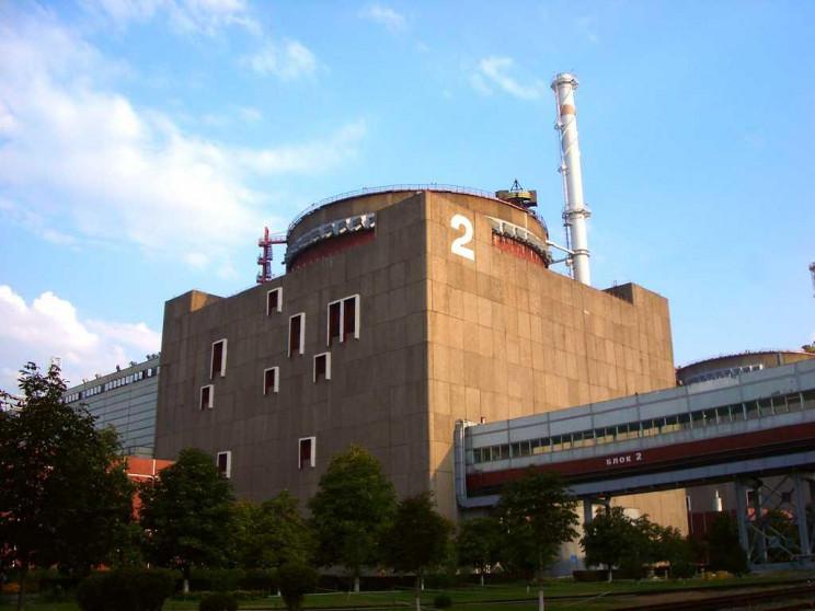 На Запорожской атомной станции после пят…