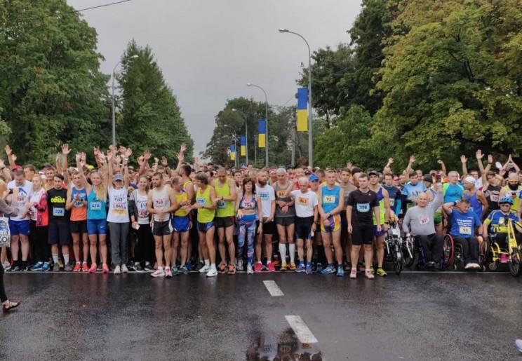 У Харкові стартував міжнародний марафон:…