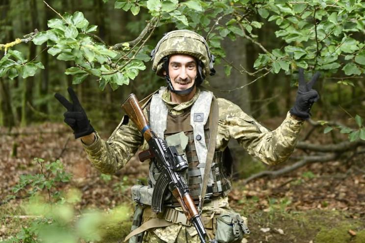 Військові бригади з Дніпропетровщини вчи…