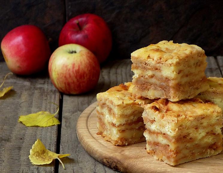 Другий Спас: Рецепти яблучних пирогів, я…