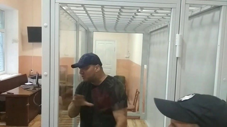 Хмельницька зала суду: Артур Сороченко в…