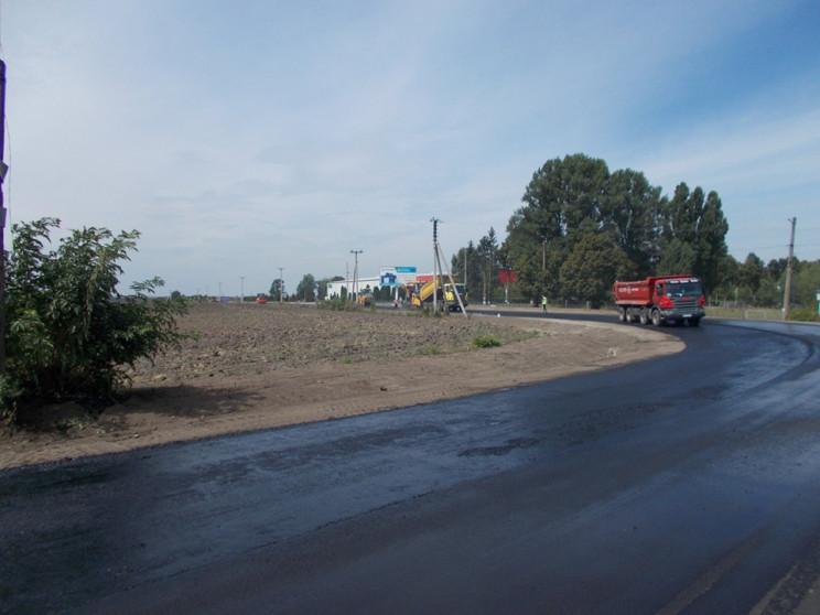 Шляховики на ремонт об'їзної в Красилові…