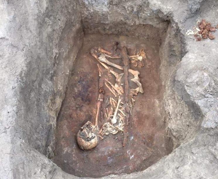 Поховання сучасників біблійного Мойсея з…
