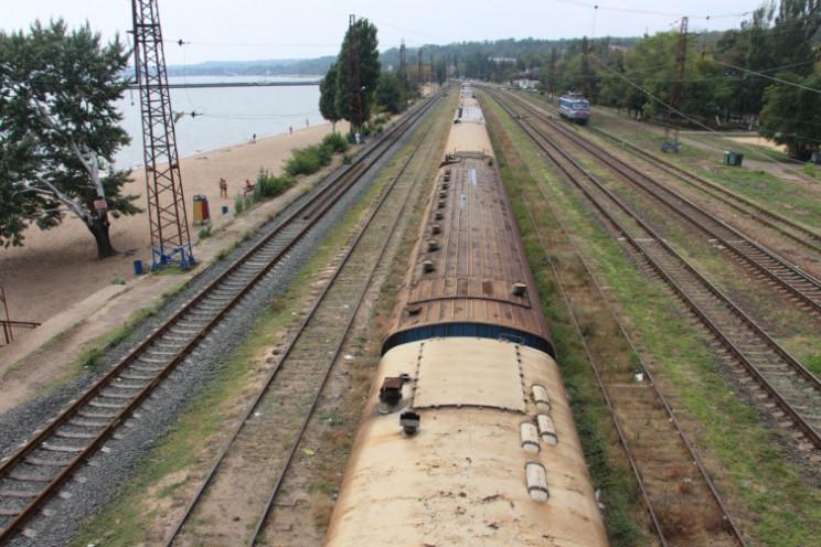 Призрак из прошлого: Когда вонючий поезд…