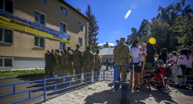 Українським військовим вручили понад 500…
