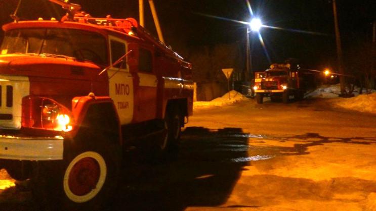 На Полтавщині рятувальники ліквідували п…