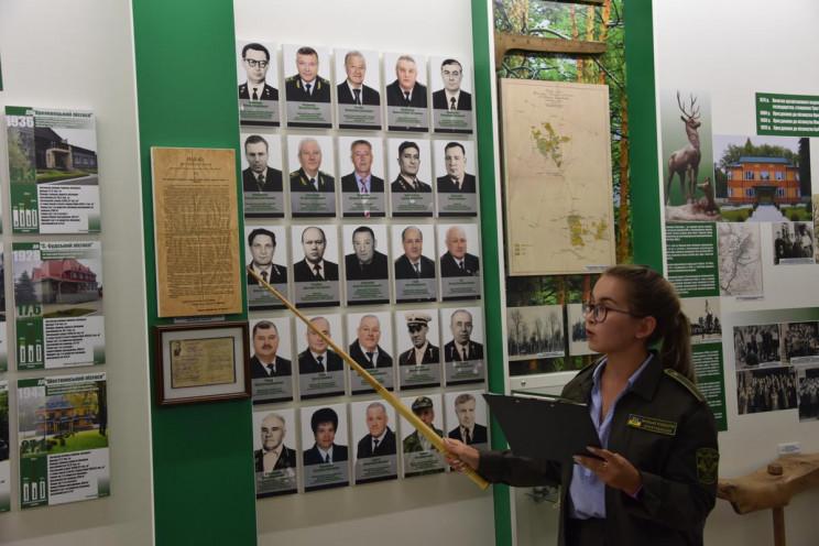 На Сумщині відкрили музей лісу…