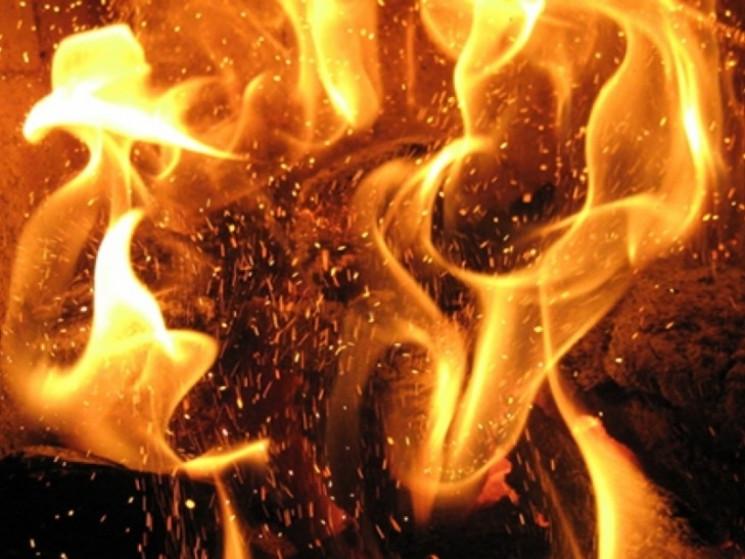 У селі на Вінниччині ледь не згорів буди…