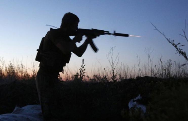 Вночі терористи накривали з гранатометів…