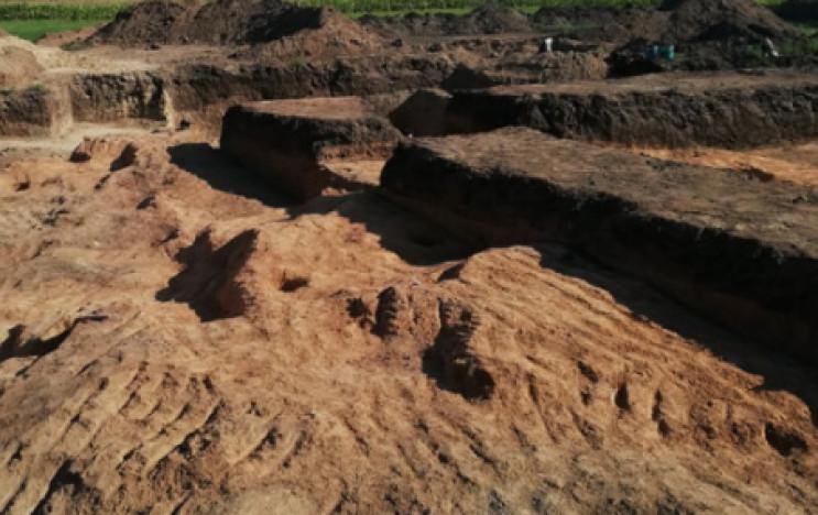 На Заході окупованого Криму археологи ро…