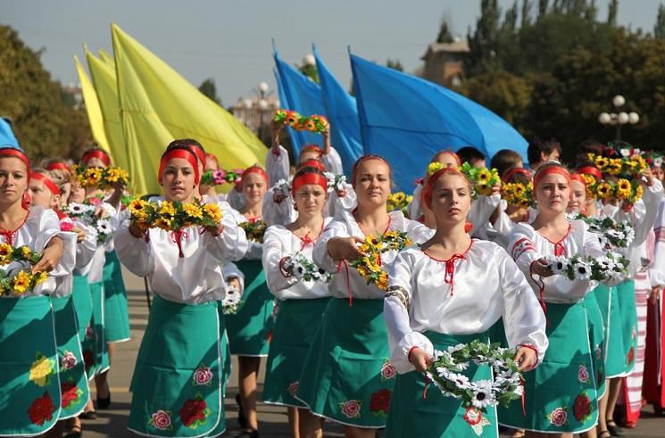 Фестивалі і флешмоби: Як на Дніпропетров…
