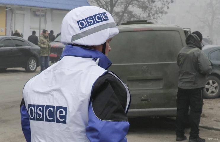 """В ОБСЄ розповіли, як бойовики """"ЛНР"""" полю…"""