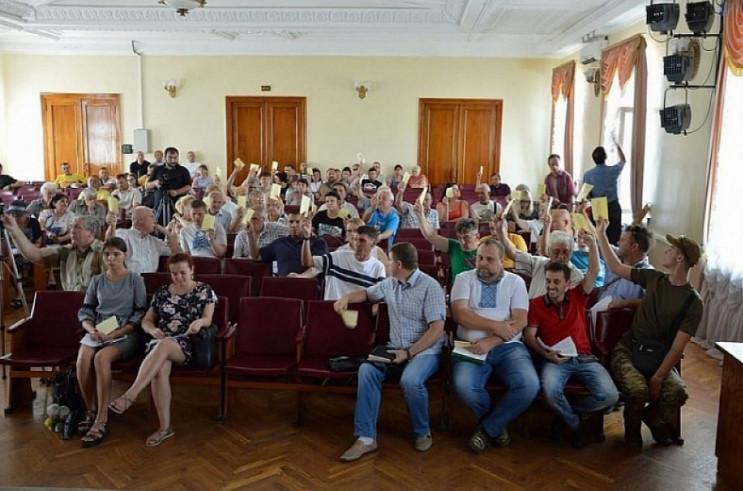 Громадська рада міськради Кропивницького…