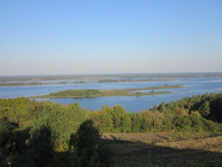Ідею пустити води Дніпра в Крим в обхід…