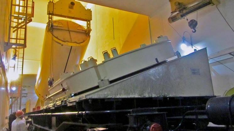 На ХАЭС испытали оборудование Центрально…
