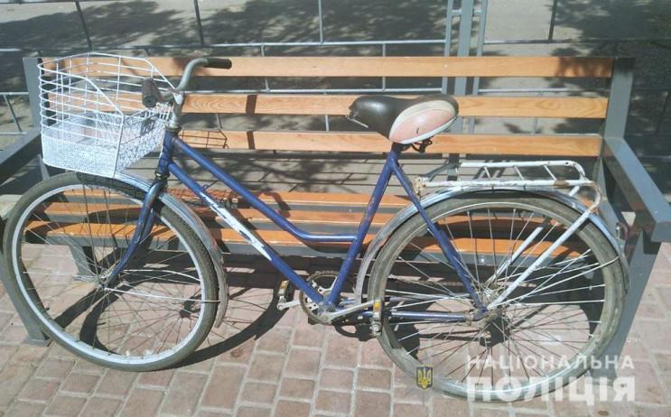 На Полтавщині черкащанин увів велосипед…