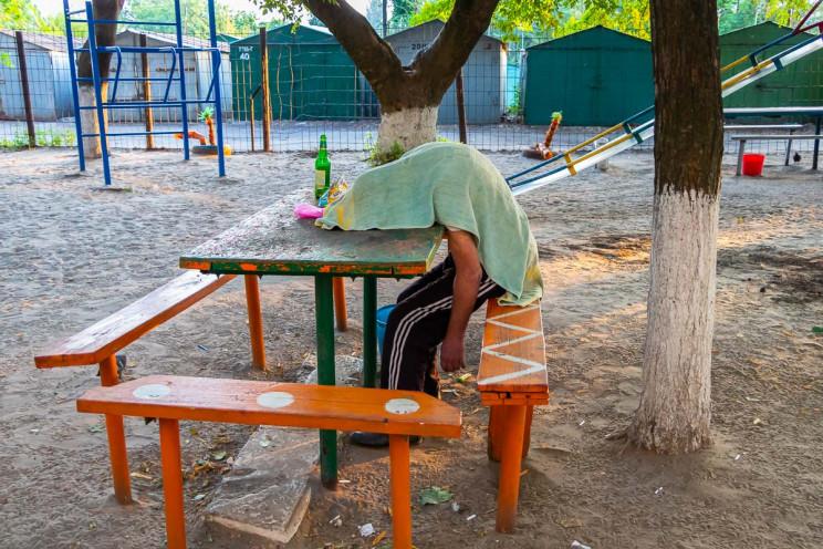 У Дніпрі на дитячому майданчику знайшли…