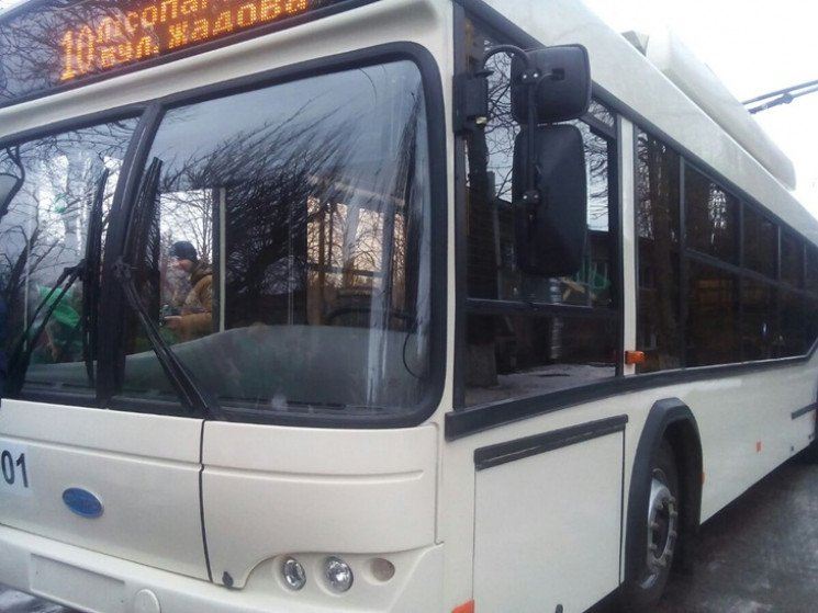Тролейбуси центральних напрямків змінять…