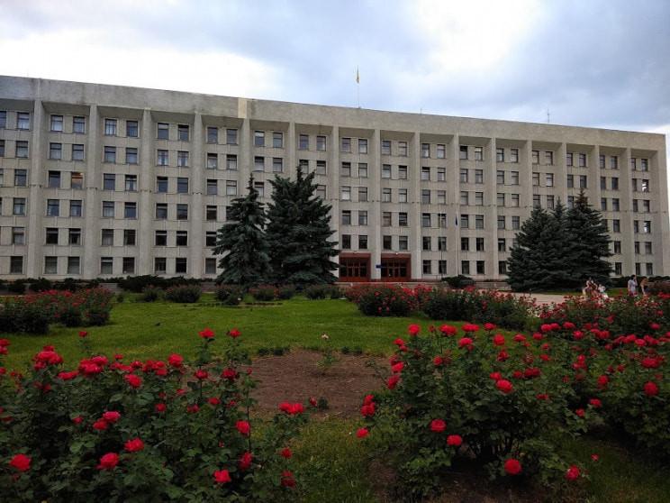 Чергова сесія Полтавської облради відбуд…