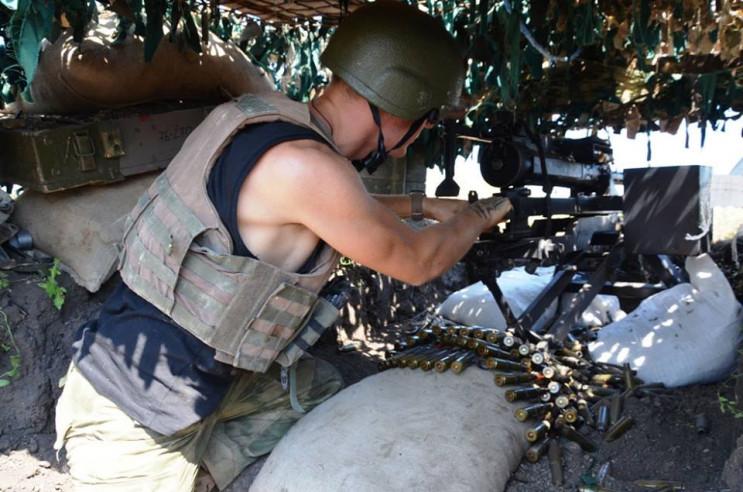 Бойовики на Донбасі три рази порушили ре…