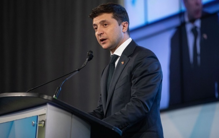 Зеленський у своїй промові згадав Крим і…