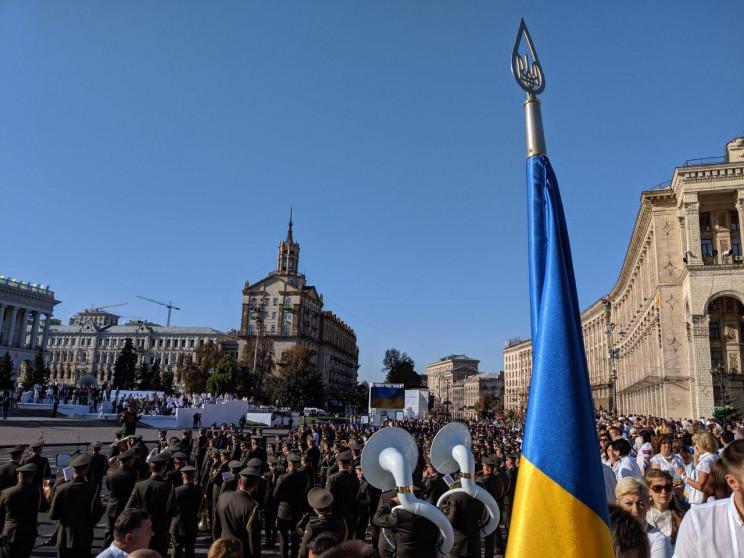 Україна святкує День Незалежності (ХРОНІ…