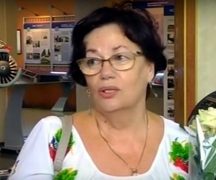 В Запорожье приехала внучка легендарного…