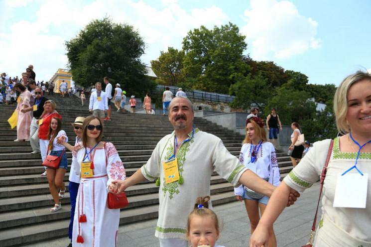 Одеса відзначає День незалежності Україн…