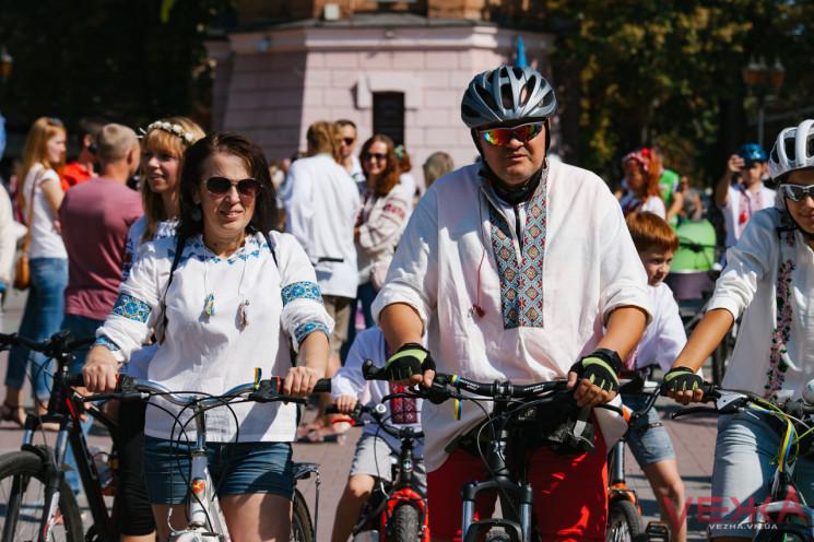 Вінничани відзначили День Незалежності в…