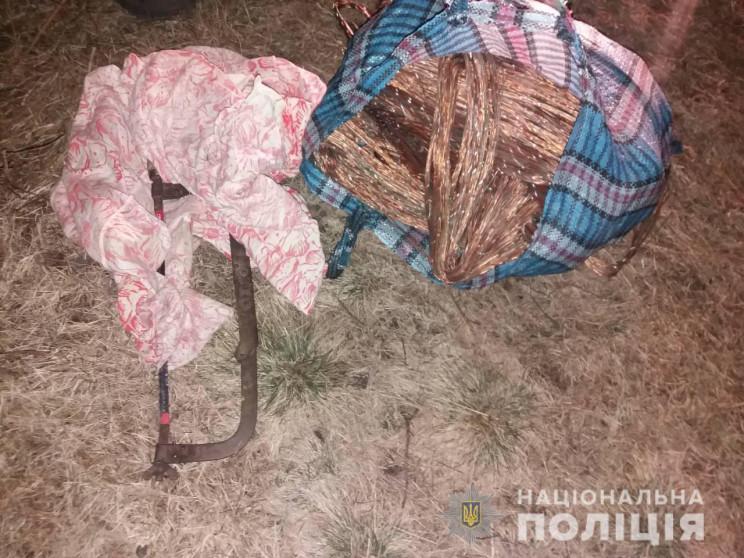 На Харківщині рецидивіст обікрав телеком…