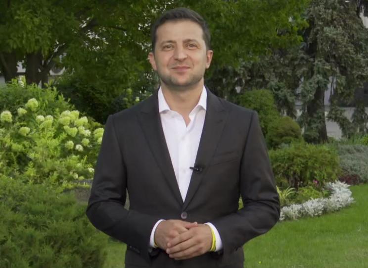 Зеленський відзначив українських гірникі…