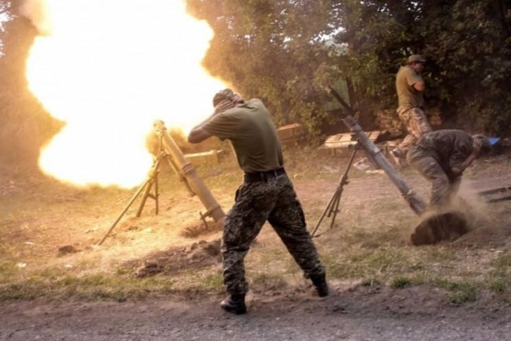 Вихідні в ООС: Де бойовики мінометами ро…