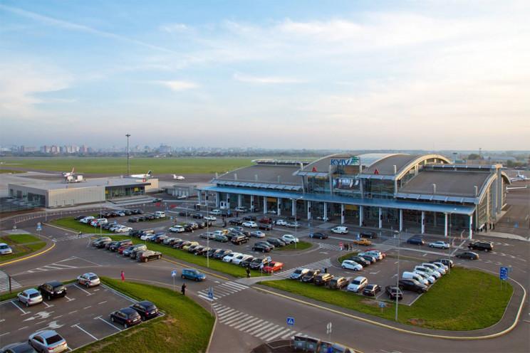 Столичний аеропорт в Жулянах закривають…