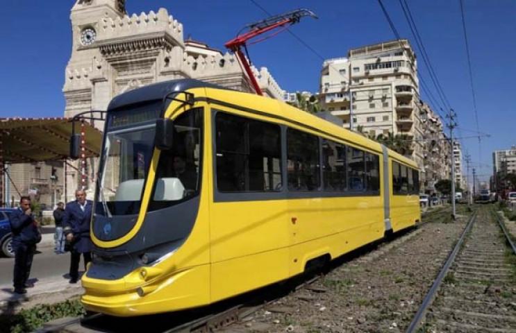 У Єгипті пройшов випробування трамвай з…
