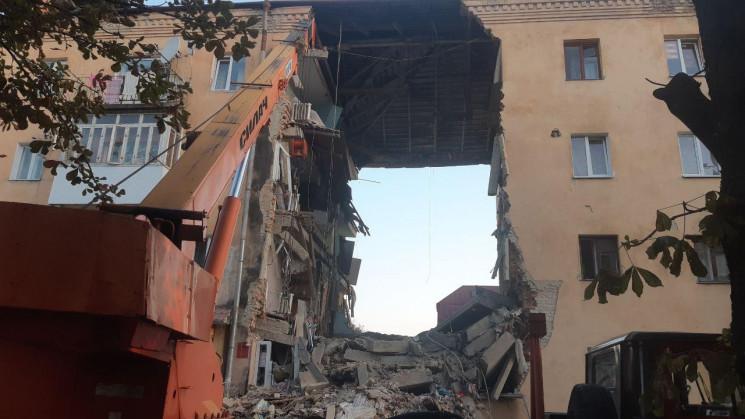 На Львівщині вибух зруйнував будинок, во…