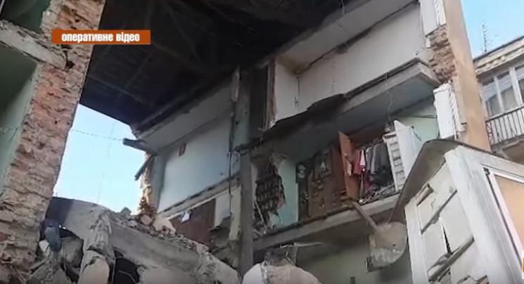 Взрыв в Дрогобыче: Спасатели показали шо…