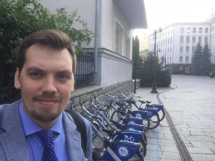 Юрист і оптиміст: Хто такий Олексій Гонч…