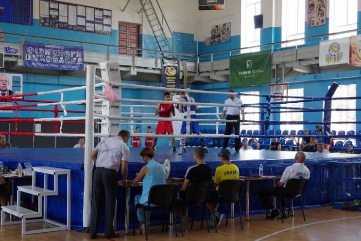 Юный боксер из Кропивницкого стал бронзо…