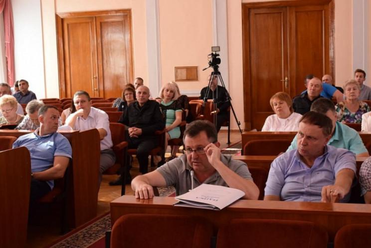 Депутаты Кропивницкого просят Раду и Каб…
