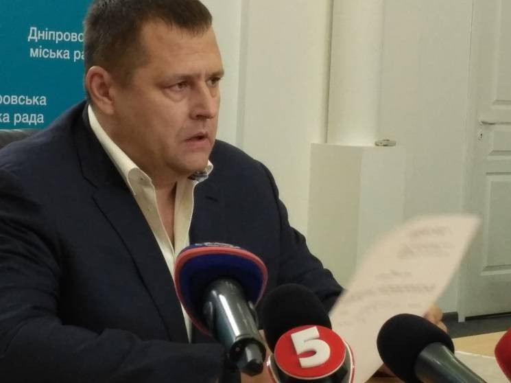 Мер Дніпра Філатов розповів про феодальн…