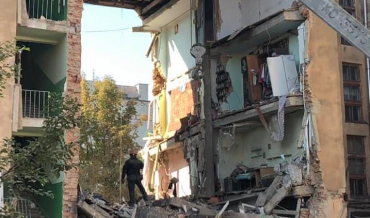 Взрыва не было: Власть Львовщины допуска…